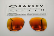 NEW Oakley LATCH BETA PRIZM RUBY OO9436 Replacement Lens Authentic GENUINE