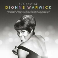 Dionne Warwick - The Best of Dionne Warwick [CD]