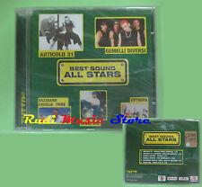 CD BEST SOUND ALL STARS ARTICOLO 31 Sigillato GEMELLI DIVERSI TUTTO NO lp (C21*)
