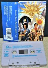TEARS FOR FEARS    -  THE SEEDS OF LOVE  -                       Cassette Tape