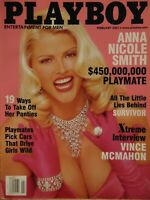 Playboy February 2001 | Anna Nicole Smith Lauren Michelle Hill   #1099+