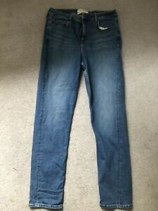 Fat Face 'sway slim' Jeans - Size 12R - Very Good Condition