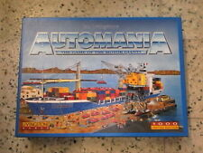 *** AUTOMANIA great & hard to find Ian Livingstone boardgame NEW ! ***