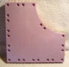 Playmobil Bodenplatte rosa System X aus Set 3019 Traumschloss