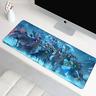 XXL Gaming Mauspads Groß Warcraft Mausunterlage 3 Computer World of PC Mousepad
