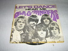 OLA & JANGLERS 45 TOURS HOLLANDE HEAR ME