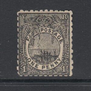 Fiji, Scott 54 (SG 82), MHR (thin spot)