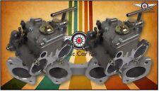 Twin 45 DCOE FAJS (Weber) sidedraft carburettor set Nissan Datsun A14 A15