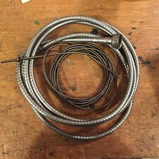 G085 G506 WWII Chevrolet Army Truck Speedometer Cable Casing and Core NOS