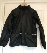 Black Regatta Rainjacket, Size 164 (age 13-14)