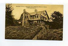 Asheville NC Rosebank Cottage, Albemarle Park, Wichuriana Roses in Bloom, 1917