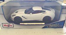 1:18 maisto Corvette Stingray Z51 American Muscle Sports Super Car