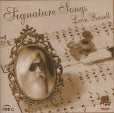 Leon Russell - Signature Songs (CD) NEW/SEALED