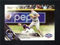2016 Topps Opening Day #OD39 DJ LeMahieu - NM-MT