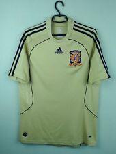 Spain team jersey shirt 2008/2010 Away official adidas soccer football size M