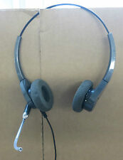 Plantronics H101 Encore Binaural On-Ear Voice Tube Office Headset
