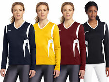 Asics Women's Mintonette Athletic Long Sleeve Tee, Several Colors