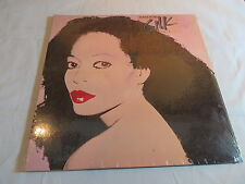 DIANA ROSS SILK ELECTRIC FROM 82 WARHOL COVER CALCULATE SIGHS & COOS 1982 SEALED