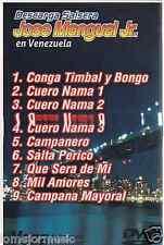 DVD Jose Mangual Jr EN VENEZUELA conga timbal y bongo MIL AMORES campana mayoral