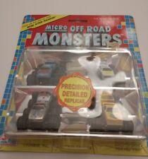 Fun Rise Micro Off Road Monsters 1988 Item 10011 NIP O