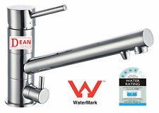3 Way Sink Mixer Tap Water Filter Drinking Water Sink Kitchen Faucet
