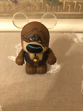 """DISNEY VINYLMATION 3"""" FURRY FRIENDS TRUST  RECALLED  FIGURE BOX and  Foil NEW"""