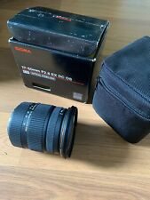 Sigma 17-50 mm F/2.8 EX DC OS HSM Lens For Canon