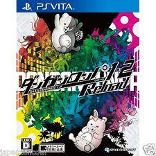 Danganronpa 1&2 PS Vita Playstation Sony Japanese Japanzon
