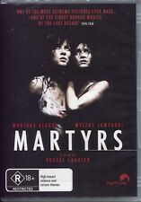 Martyrs - R4 (DVD) French Horror R Rated
