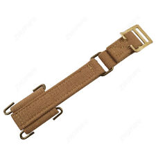 WWII UK BRITISH ARMY P37 PATTERN WEBBING MILITARY BRACE EXTENSIONS