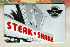 STEAK /'N SHAKE Happy Mother/'s Day 2011 Gift Card with Wild Flower Seeds $0