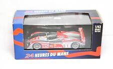 Minichamps 400 089801 Audi R10 TDI Le Mans 2008 In Original Box - Mint 1:43