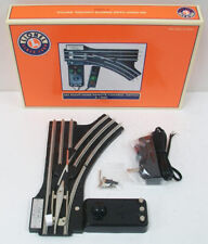 "Lionel 6-14063 O 31"" Remote-Control Right Hand Switch Turnout"