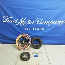 Wire Harness Fuse Block Upgrade Kit for 1994 and later Ford mustang rat rod