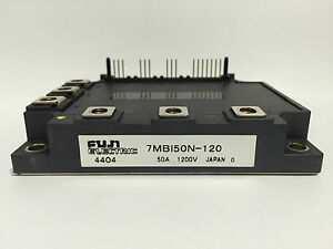 7MBI50N120 Fuji Electric IGBT Module 50A 1200V Japan NEW 1pc