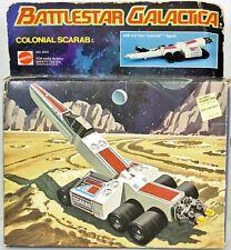 Battlestar Galactica Colonial Scarab Toy Rare Original Vintage 1978 Release
