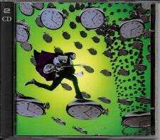 2 CD ALBUM 28 TITRES--JOE SATRIANI--TIME MACHINE--1993