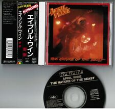 APRIL WINE The Nature Of The Beast JAPAN CD TOCP-6356 w/OBI PASTMASTERS II FreeS