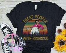 Vintage Treat People With Kindness Shirt Harry Styles Fine Line T-shirt One Dire