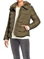 OLD NAVY Womens Frost Free Fur Puffer Winter Jacket Coat REG, TALL, PETITE SIZES