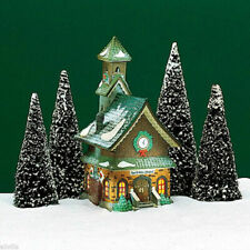 Dept 56 North Pole ~ North Pole Chapel ~ Mint In Box 56260