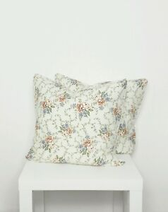 Delicate Floral Print Cushion Cover - Style My Pad