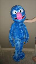 Sesame Street Jumbo Grover Plush 4 feet 6 inches
