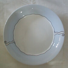 ROYAL DOULTON Fusion FRIVOLOUS BLUE 32cm DEEP PLATE / PASTA SERVING BOWL / DISH