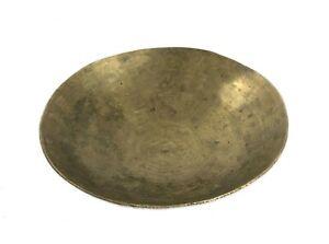 Classic Bronze Ayurveda Chakra Healing Medicinal Bowl Indian Kitchenware G27-194
