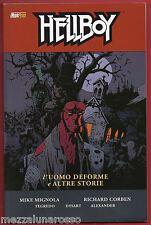 HELLBOY 10 L'uomo deforme e altre storie (Mike Mignola) MAGIC PRESS 2011 [SC.10]