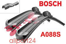 Bosch 3397007088 Sistema de Limpiaparabrisas Aerotwin A088S - Longitud: 650/500