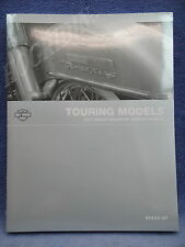 2007 Harley touring service manual road king street glide electra flht ultra flt