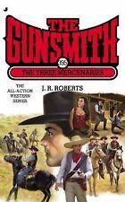 The Gunsmith 395: The Three Mercenaries (Gunsmith, The)-ExLibrary