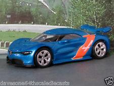 "ALPINE RENAULT A110-50 1:60/3"" (Blue ) Norev MIP Diecast Passenger car"